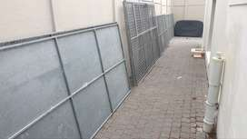 Metal cage/enclosure for gas/tools/animals
