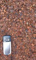 Łupek czerwony kamień kruszywo kliniec tłuczeń (berga)