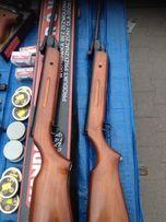 WIatrówka łaman karabinek Kandar B2 4,5mm 17