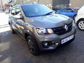 Renault kwid 1.0 R75000  Negotiable
