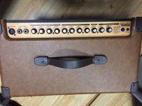 Продам комбо для акустической гитары и микрофона Kustom Sienna 65 Pro