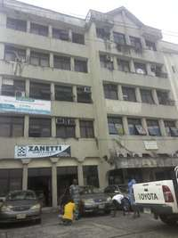 Office spaces tolet at lansar house, ph/aba express way 0