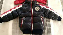 Куртка на мальчика р.86