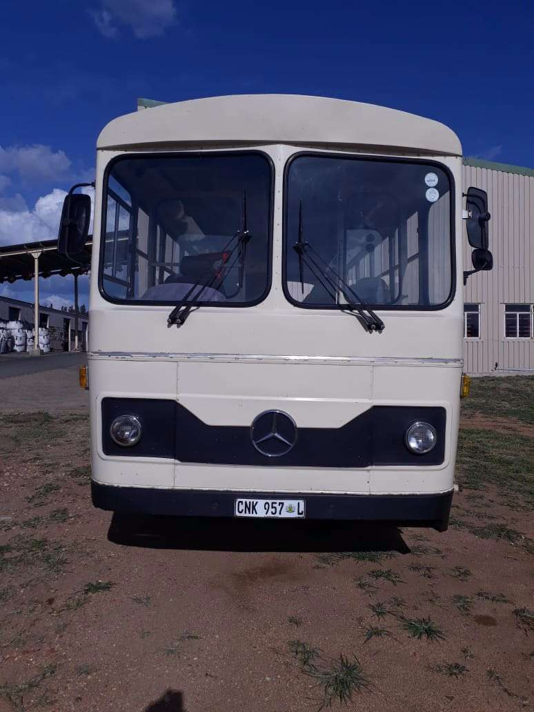 Mercedes 1314 51 Seater Bus 0