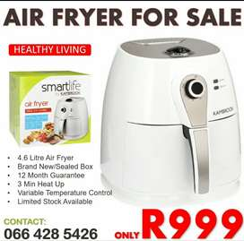 Brand New Air Fryer  Sealed In Box