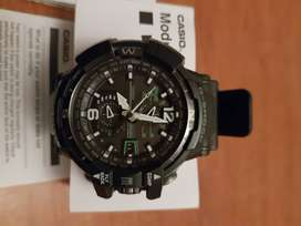 Casio G-shock gravity master watch