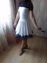 Бальное платье бейзик