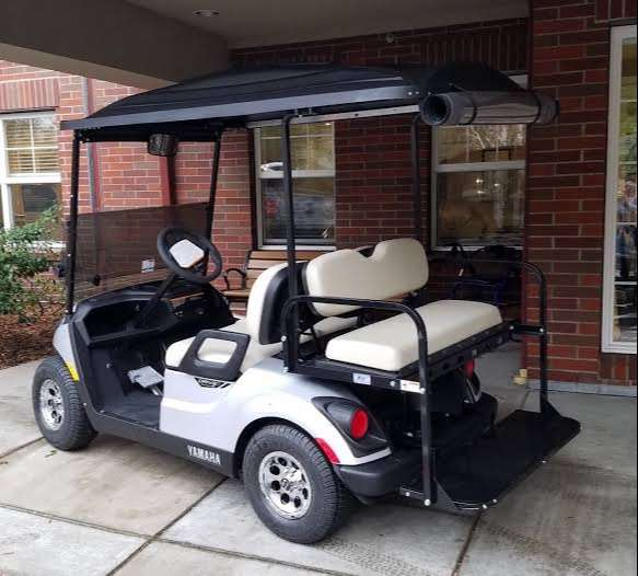 LOOKING FOR A 4 SEATER GOLF CART