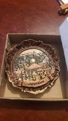 Декоративная тарелочка (с креплением на стену) Киев - изображение 2