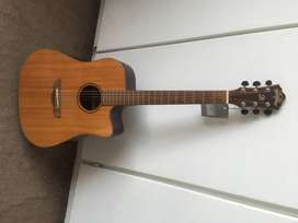 Dreambow DR-808SCE Acoustic Electric guitar