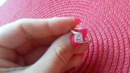 Srebrny pierścionek Apart 13