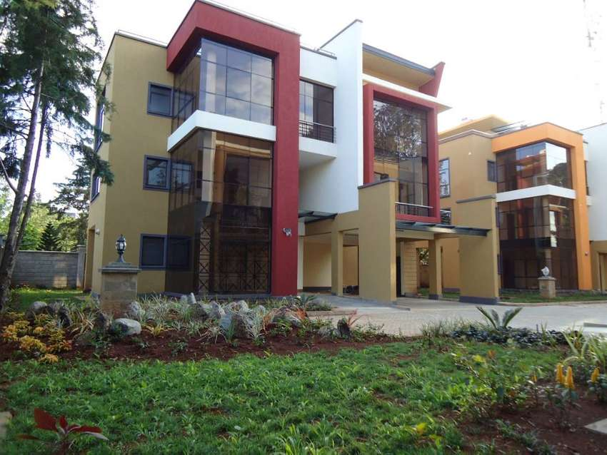 5 bedroom with a dsq Townhouse for sale in Kileleshwa 0