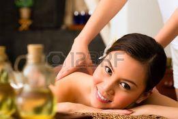Услуга массажа