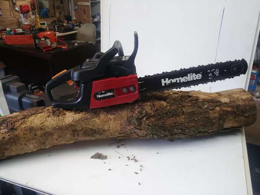 Homelite chainsaw 0