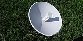 Ubiquity 5ghz wireless internet dish for sale