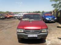 Image of Isuzu stripping for spares