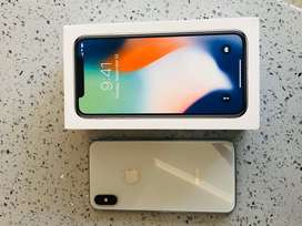 Iphone X 256gb Demo