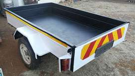 Torsion trailer Tarzan jnr