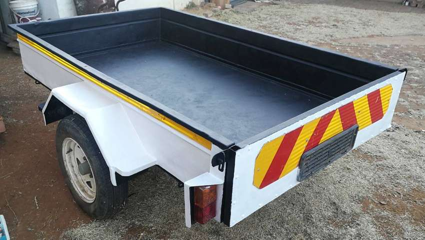 Torsion trailer Tarzan jnr 0