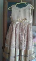 плаття для дівчинки 4 -6 років