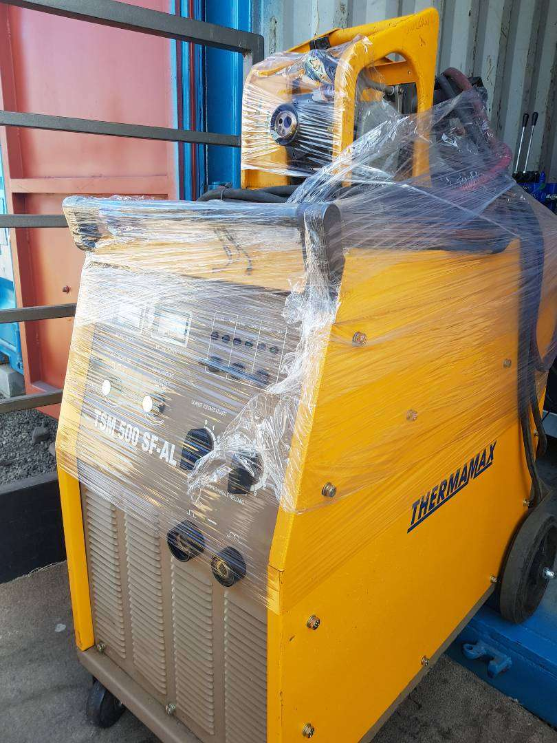 Thermamax 500A co2 Mig Welder 0