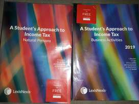 A student's approach to income tax