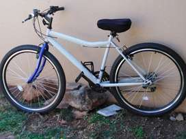 26 inch UNISEX RALEIGH Mountain Bicycle