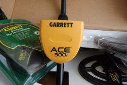 Garrett ACE 300i, металошукач, металлодетектор.
