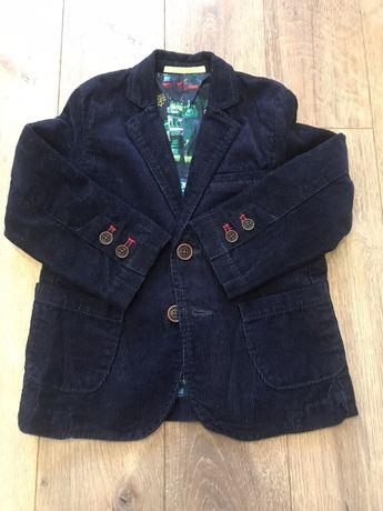Вельветовый пиджак,Next,2-3 года Инженерный - изображение 1