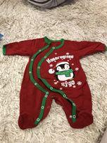 Продам вещи на новорождённого от 0 до 4 месяцев