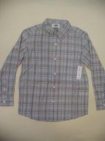 Новая стильная рубашка Old Navy на 7-8 лет, оригинал с биркой!