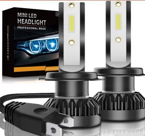 LED лампа H7 (H4 H1 H11) ближний свет, светодиодные ПРОТИВОТУМАНКИ Кривой Рог - изображение 1