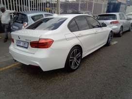 BMW 320d F30 3series Msport Automatic For Sale