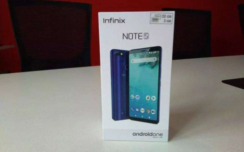 Infinix note 5 32Gb 0