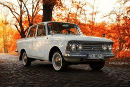 Auto samochód zabytkowy do ślubu moskwicz 1965 rok!!!