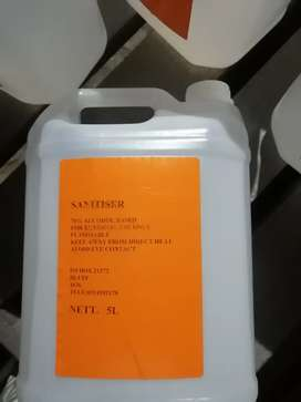 Disinfectant sanitizers