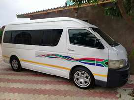 Combi for special transport