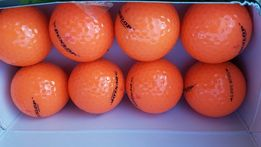 24 nowe piłki golfowe Dunlop pomarańczowe.