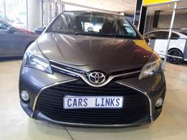 Toyota Yaris hybrid in a very good condition