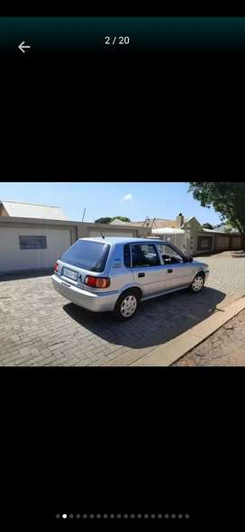 Toyota Tazz  a must see