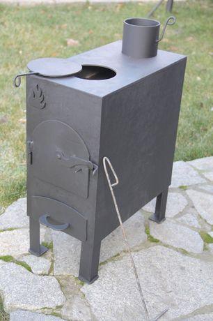 """Буржуйка """"Огонь"""" с конфоркой (сталь 4мм) для дачи. Есть в наличии Днепр - изображение 2"""