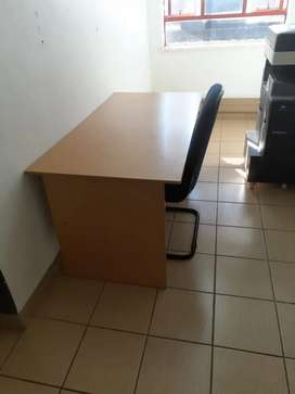 OFFICE FURNITURE AND STELL SHELVING FOR SALE