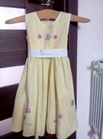 Sukienka 4-5 lat