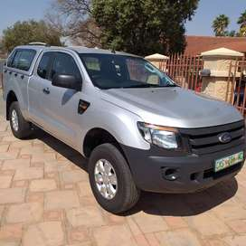 2015 Ford Ranger 2.2 XL Super cab 6 speed