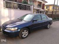 Nigerian Neatly Used Honda Baby Boy (Published By GSM) 0