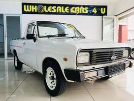 ONE OWNER BAKKIE AT A BARGAIN PRICE!