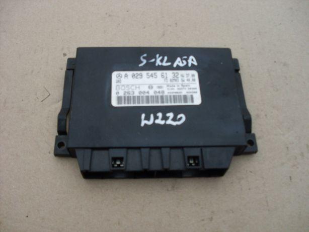 Moduł komputer sterownik PDC Mercedes S-klasa W220 A029.5456.132 Czersk - image 1