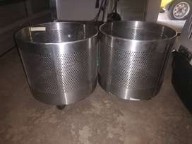 Large Plant Holders / Fire Bomas