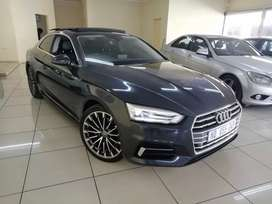 2017 Audi A5 Coupe sports line TDI in immaculate condition