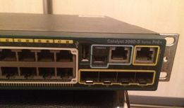 Коммутатор Cisco C2960S-48FPS-L
